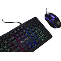 Combo teclado e mouse gamer - tc3212, compatível com ps4 e xbox one - Hayom