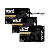 Combo testo performance cimed 90 comprimidos -
