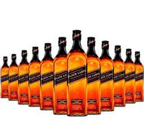 Combo12 X Whisky Johnnie Walker Black Label 1000ml