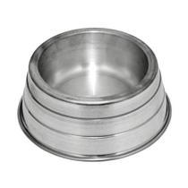 Comedouro Aluminio Pesado - São Pet
