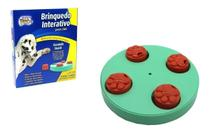 Comedouro Brinquedo Interativo Esconde Snack Petisco Cao Pet - Western