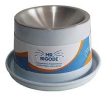 Comedouro Ergonômico Antiformigas P/gatos Mr Bigode 250 Ml - NF Pet