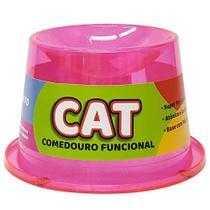 Comedouro Para Gatos Alto Anti Formiga 250Ml - PET TOYS