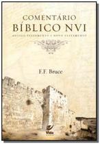 Comentário bíblico NVI - Antigo e Novo Testamento - CAPA DURA - Vida -