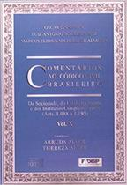 Comentarios ao codigo civil brasileiro - vol x - Forense Juridica