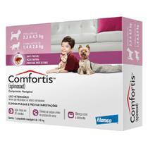Comfortis anti pulgas 140 mg 2,3 a 4,5 kg - Marca