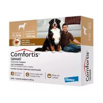 Comfortis Anti Pulgas para Cães de 27 a 54kg com 1 Comprimido -
