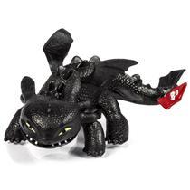 Como Treinar Seu Dragão 3 - Mini Figura  - Banguela - Spin Master