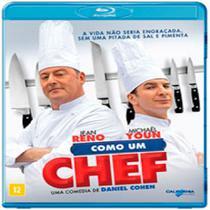 Como um Chef (Blu-Ray) - Califórnia Filmes