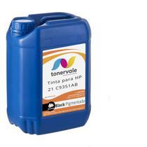 Compatível Tinta para Cartucho HP 122 21 C9351A Impressora F4180 J3680 F380 1410 Pigmentada Black de - Toner Vale