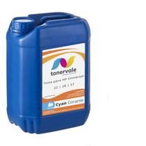 Compatível Tinta para Cartucho HP 122 22 28 57 Impressora F4180 2510 1315 J3680 Corante Ciano de 20L - Toner Vale