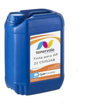 Compatível Tinta para Cartucho HP 122 22 C9352A Impressora F4180 J3680 F380 1410 Corante Ciano de 20 - Toner Vale