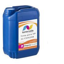 Compatível Tinta para Cartucho HP 122 22 C9352A Impressora F4180 J3680 F380 1410 Corante Magenta de - Toner Vale
