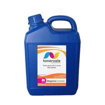 Compatível Tinta para Cartucho HP 122 664 F6-V28AB Magenta - Impressoras HP 3636 2136 1115 4536 4676 - Toner Vale