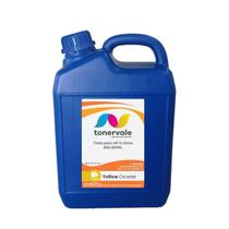 Compatível Tinta para Cartucho HP 122 664 F6-V28AB Yellow - Impressoras HP 3636 2136 1115 4536 4676 - Toner Vale