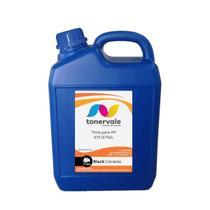 Compatível Tinta para Cartucho HP 122 675 CN690AL Black Corante - Impressoras HP 4000 4400 4575 de 5 - Toner Vale
