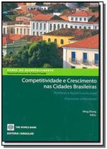 Competitividade e crescimento nas cidades brasilei - Singular