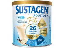 Complemento Alimentar Sustagen Baunilha Adulto Fit - 370g