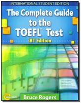 Complete Guide to the Toefl IBT 4th Edition - Text + CD-Rom - Cengage
