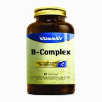 Complexo B (90 caps) - Vitaminlife -