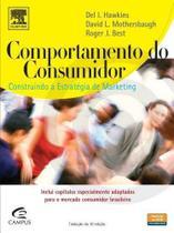 Comportamento Do Consumidor - Construindo A Estratégia De Marketing - Campus