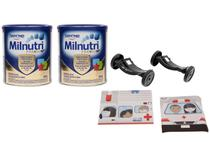 Composto Lácteo Milnutri Original Premium+ - 800g 2 Unidades