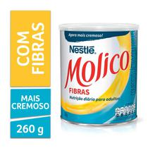 Composto lácteo Molico Fibras 260g -