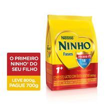 Composto Lácteo Nestlé Ninho Fases 1+  800g  Lata -