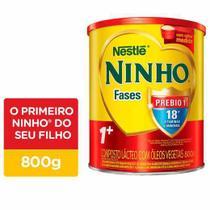 COMPOSTO LACTEO NINHO FASES 1 - 800gr -