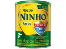 Composto Lácteo Ninho Original Fases 3+ Integral - 400g -