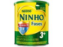 Composto Lácteo Ninho Original Fases 3+ Integral - 800g