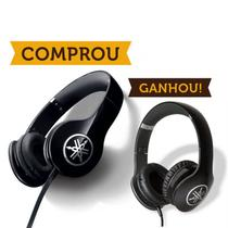 Compre 1 Headphone Yamaha HPH-PRO300 Preto e Ganhe Outro Igual -