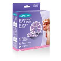 Compressas para Seios 3 em 1 TheraPearl Lansinoh - 2 unidades -