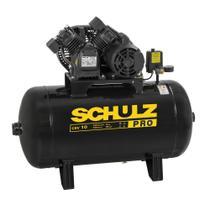 Compressor 10/100L Mono 140LBS 110V CSV PRO (2-II) - SCHULZ -