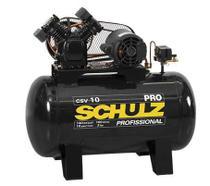 Compressor 10/100L Mono 140LBS 220V CSV PRO (2-II) - SCHULZ -