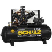 Compressor 10 HP 40 Pés 425 Litros Trifásico MSW40I/425 FORT SCHULZ -