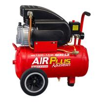 Compressor air plus adventure msi 7,6-22l 1,5 SCHULZ com kit