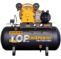 Compressor Chiaperini Top 10 Mpv 110 Lts 140 Lbs 2 Cv Trifásico -