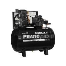 Compressor de Ar 03CV CSL 15 130 L 110/220v Mono Pratic Air SCHULZ -