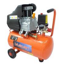 Compressor De Ar 1.8 Kw 2.5 Hp 3450 Rpm 25L Vc 25 Vulcan -