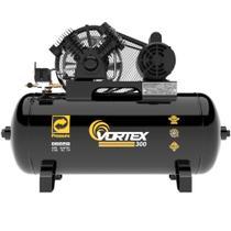 Compressor de Ar 10 Pés 100 Litros 2HP 140Psi 9,7Bar Pressure -