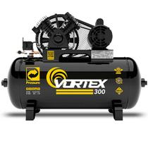 Compressor de Ar 10 Pés 100 Litros 2Hp 380V Tf Vortex- Pressure -