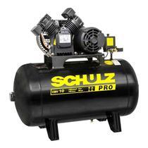 Compressor De Ar 10 Pés 100l Mono Csv-10/100 Pro Schulz 110v -