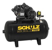 Compressor De Ar 10 Pés 100l Mono Csv-10/100 Pro Schulz 220v -