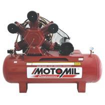 Compressor De Ar 15 Hp Trifásico 175 Psi Mawv-60/425 Motomil -