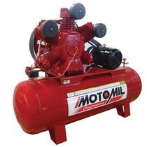 Compressor De Ar 175lbs 20Hp Trifásico MAWV80/425 Motomil -