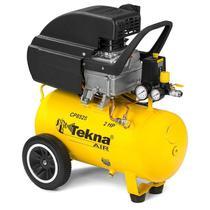 Compressor de Ar 2,0 HP 24 Litros 8,5 PÉS CP8525 (NOVO) TEKNA -
