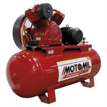 Compressor De Ar 200L 5HP Trifásico MAV-20/200 Motomil -