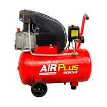 Compressor de Ar 25 Litros Air Plus Schulz