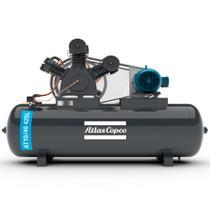 Compressor de ar 40 pés 425 litros 10 hp trifásico - AT10/40 425L (220/380 (Trifásico)) - Atlas copco